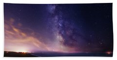 Sea Of Stars Beach Towel