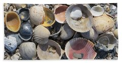 Sea Shell Mozaic Beach Towel