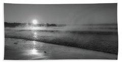 Sea Smoke Beach Towel