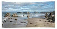 Sea Stacks Beach Sheet