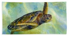 Sea Turtle 2 Beach Sheet