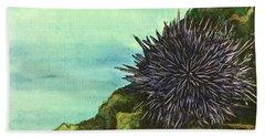 Sea Urchin   Beach Towel