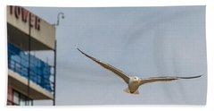 Seabird 02 Beach Towel