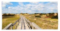 Seabound Boardwalk Beach Sheet