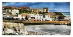 Seafront Broadstairs Kent Beach Towel