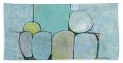 Seaglass 1 Beach Towel