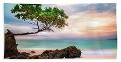 Seagrape Tree Beach Sheet