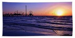 Seagull Sunrise Beach Sheet