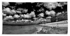 Seagulls Beach Sheet