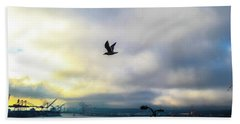 Seahawkin Beach Towel