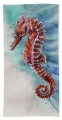 Seahorse 2 Beach Sheet