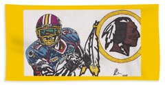 Sean Taylor Beach Sheet