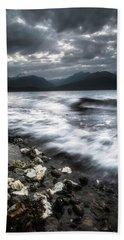 Seashells By The Seashore Beach Sheet