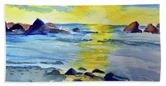 Seashore Beach Towel