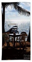 Seaside Dining Beach Sheet