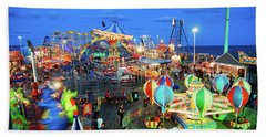 Seaside Heights Casino Pier Beach Sheet