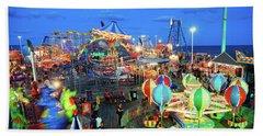 Seaside Heights Casino Pier Beach Sheet