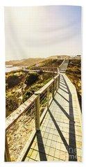 Seaside Perspective Beach Towel