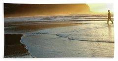Seasideoregon05 Beach Towel