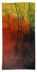 Seasons Change Beach Towel