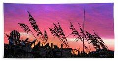 Beach Sheet featuring the photograph Seasons End II by John Harding