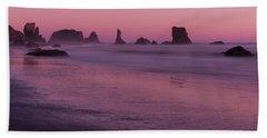 Seastacks At Bandon By The Sea Beach Towel