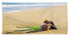 Seaweed. Beach Towel