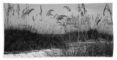 Beach Towel featuring the photograph Seclusion by Terri Mills