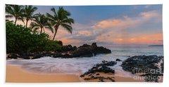 Secret Beach - Maui - Hawaii Beach Towel