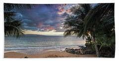 Secret Cove Beach Towel by James Roemmling