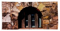 Secured--the Alamo Beach Sheet