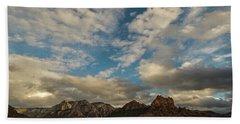 Sedona Arizona Redrock Country Landscape Fx1 Beach Towel
