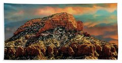 Sedona Dawn Beach Towel