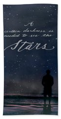 See The Stars Beach Towel