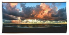 Seeking Peace Beach Towel by Steven Lebron Langston