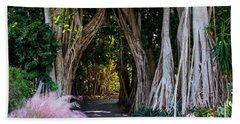 Selby Secret Garden 2 Beach Towel