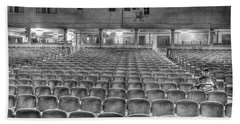 Senate Theatre Seating Detroit Mi Beach Sheet
