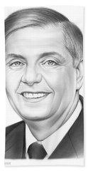 Senator Lindsey Graham Beach Towel