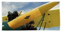 Sensenich Bros. Propeller Blade Beach Sheet