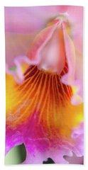 Sensual Floral Beach Sheet
