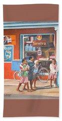 Sentra Beach Sheet by Tim Johnson