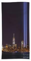September 11th Memorial  Beach Towel