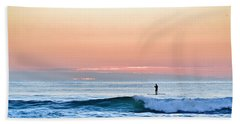 September 14 Sunrise Beach Towel