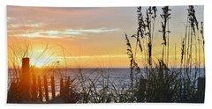 September 27th Obx Sunrise Beach Towel