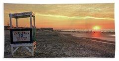 September Morn Beach Sheet