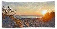 September Sunrise Beach Sheet