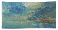 September Sunset Beach Sheet
