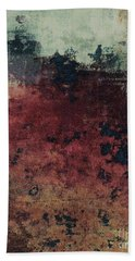 Beach Towel featuring the mixed media Ser. 1 #03 by Writermore Arts