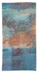 Beach Towel featuring the mixed media Ser.1 #09 by Writermore Arts