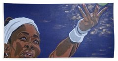 Serena Williams Beach Sheet